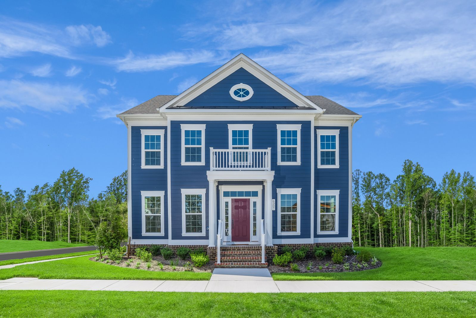 'Greenleigh Single Family Homes' by Ryan Homes-BLN in Baltimore