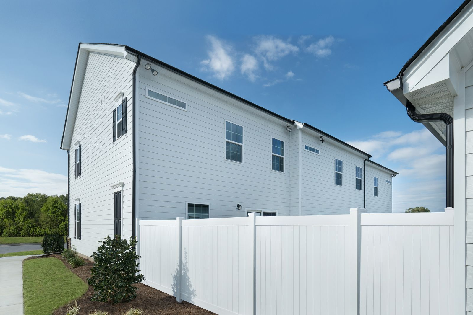 Exterior featured in the Schubert By Ryan Homes in Charlotte, NC