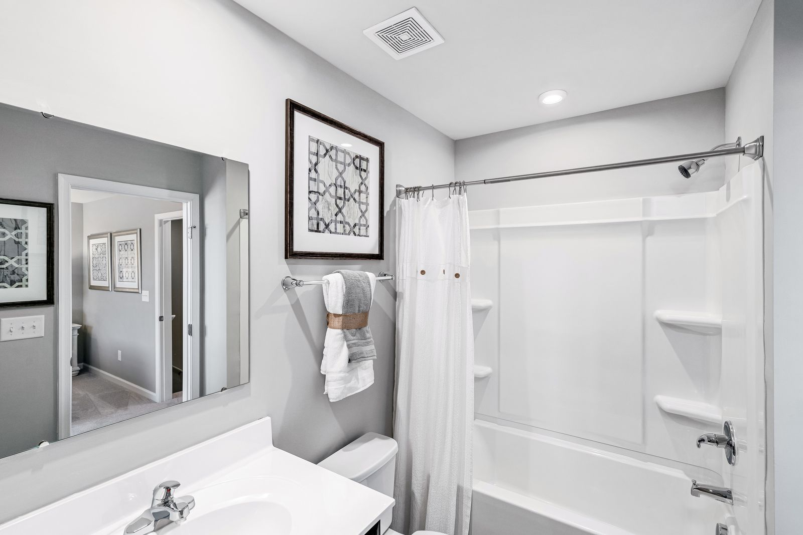 Bathroom featured in the Juniper By Ryan Homes in Greenville-Spartanburg, SC