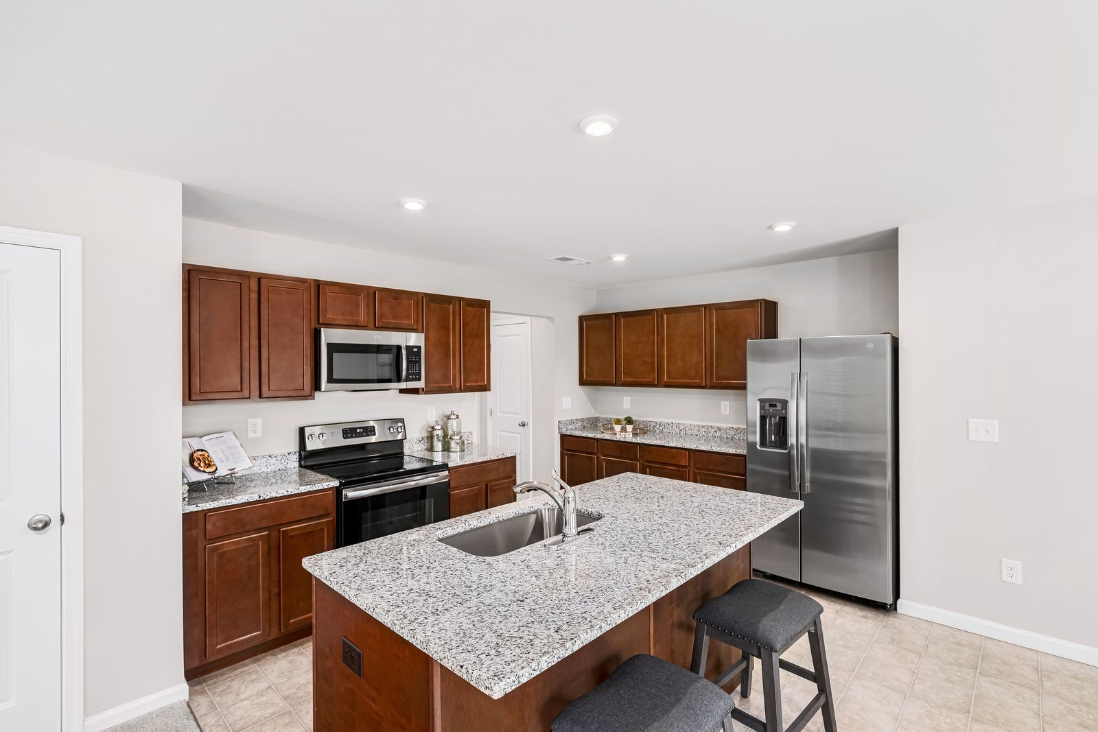 Kitchen featured in the Lily By Ryan Homes in Norfolk-Newport News, VA