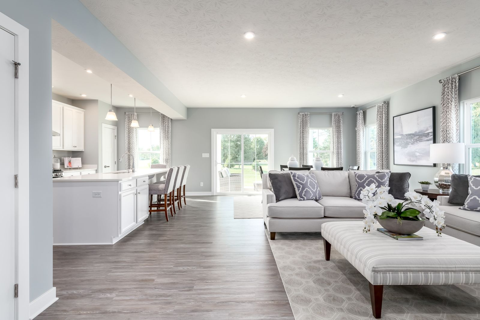 Living Area featured in the Hudson By Ryan Homes in Indianapolis, IN