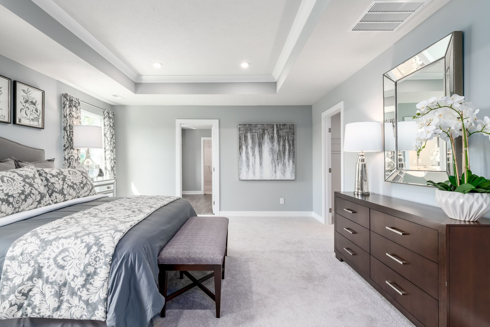 Bedroom featured in the Hudson By Ryan Homes in Indianapolis, IN