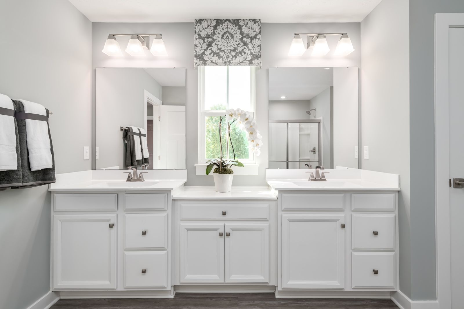 Bathroom featured in the Hudson By Ryan Homes in Indianapolis, IN