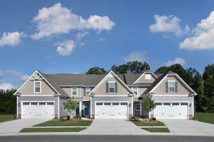 Calvert - Stonehouse Townes: Toano, Virginia - Ryan Homes