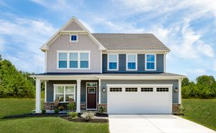 Sandy Springs Trail by Ryan Homes in Cleveland Ohio