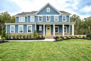 Saint Lawrence - The Landings at Meadowville: Chester, Virginia - Ryan Homes