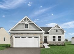 Eden Cay - Legacy at East Greenwich 55+: Clarksboro, Pennsylvania - Ryan Homes