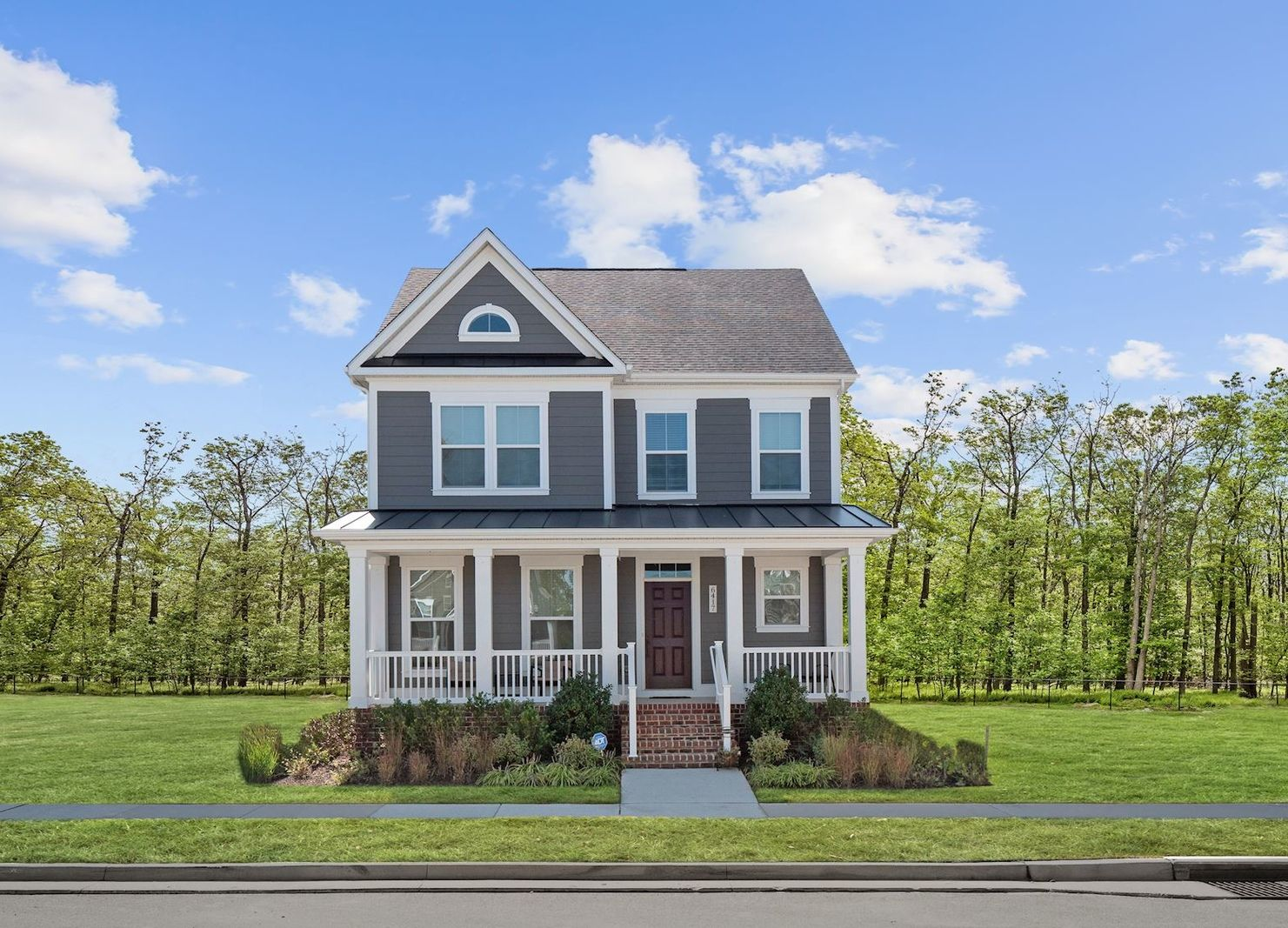 Exterior featured in the Salinger By Ryan Homes in Washington, VA