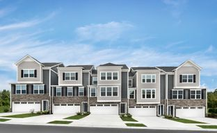 Trinity Townes by Ryan Homes in Charlotte South Carolina