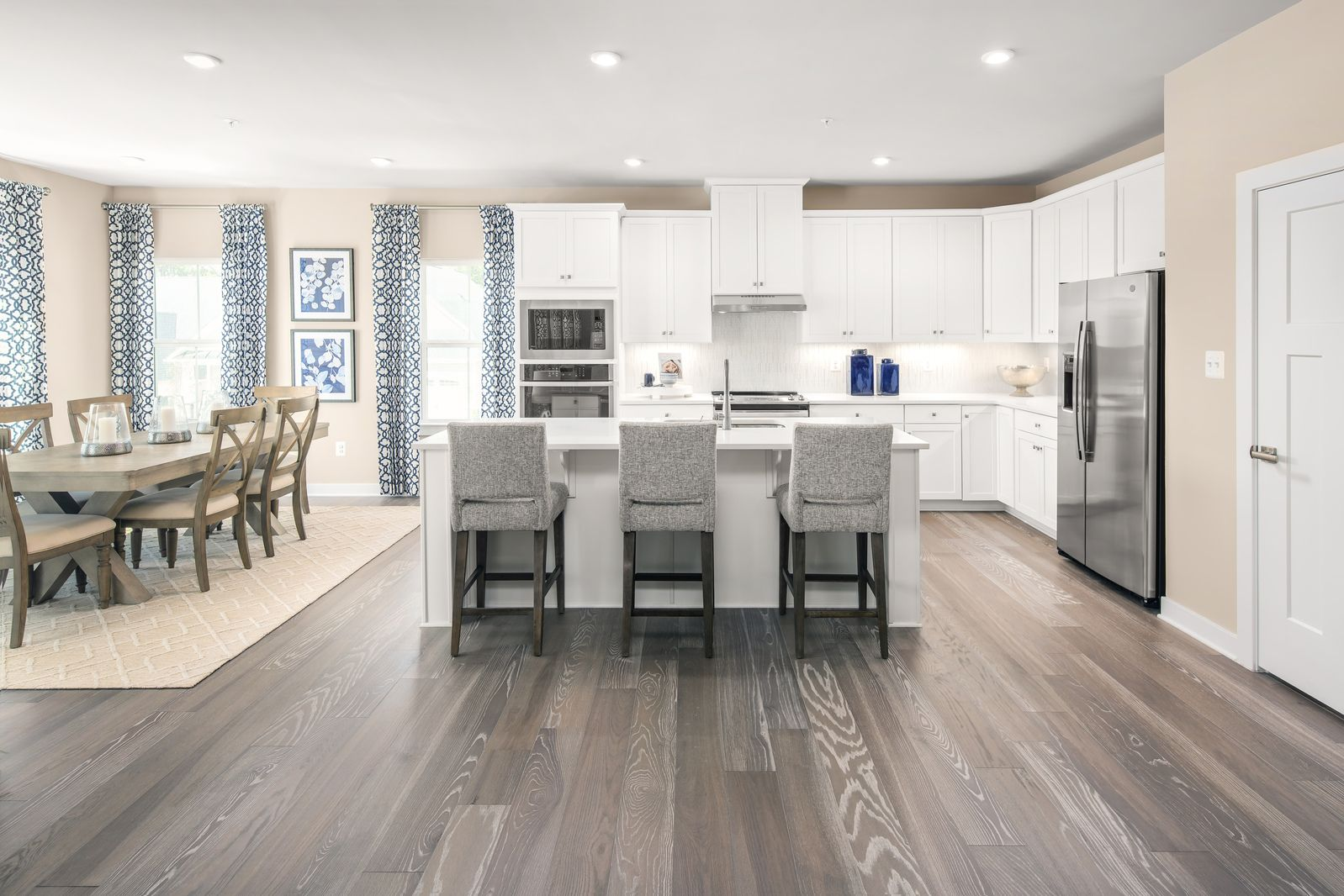 Kitchen featured in the Cumberland By Ryan Homes in Washington, MD