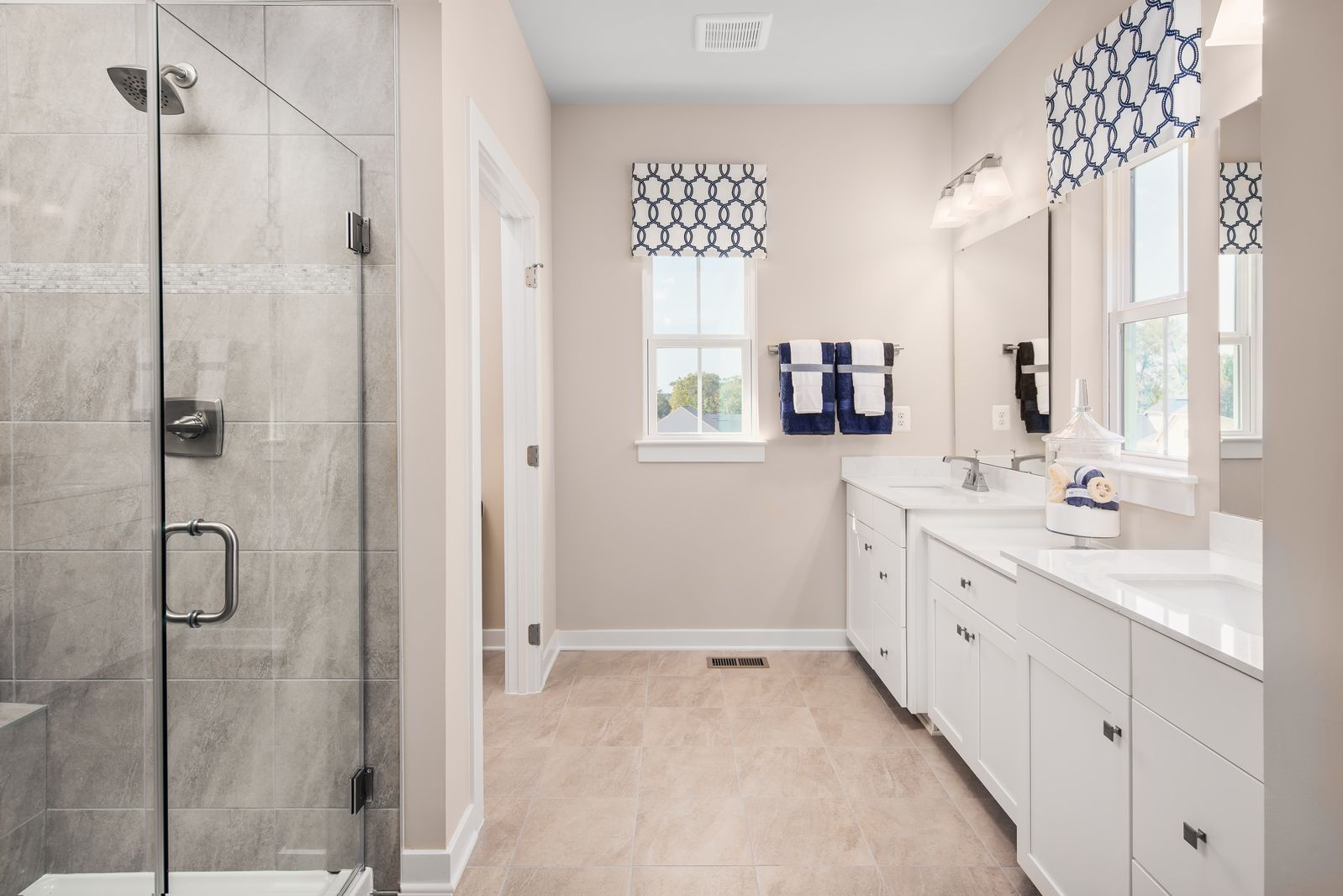 Bathroom featured in the Cumberland By Ryan Homes in Washington, MD
