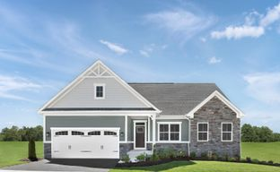 Two Rivers - 55+ Single Family Homes by Ryan Homes in Baltimore Maryland