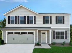Cedar w/ Full Basement - Sawyers Mill 2-Story: Middletown, Ohio - Ryan Homes