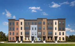 Paddock Pointe Townhome Condos by Ryan Homes in Washington Maryland