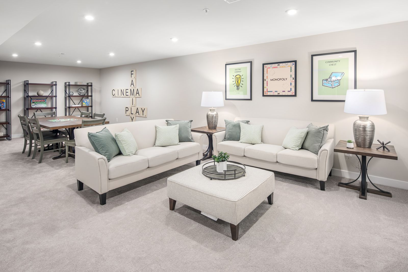 Living Area featured in the Ballenger By Ryan Homes in Dayton-Springfield, OH