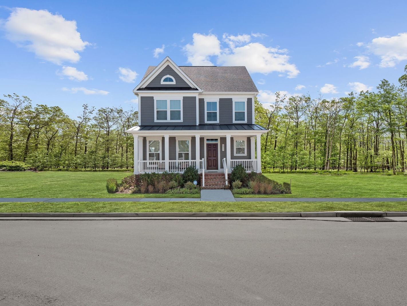 Exterior featured in the Salinger By Ryan Homes in Baltimore, MD