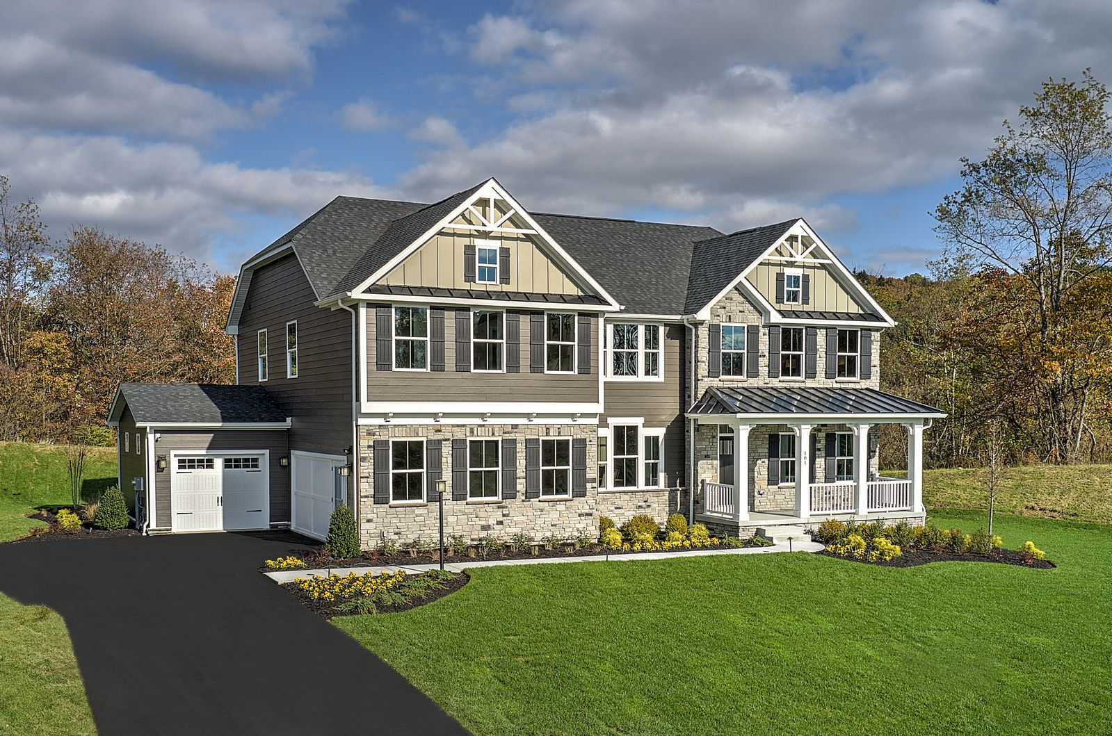 'Lafayette Meadow' by Ryan Homes-PGS in Pittsburgh
