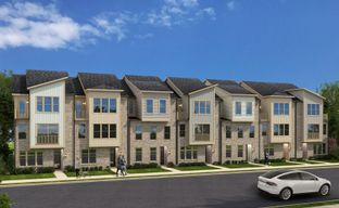 Patuxent Greens Townhomes by NVHomes in Washington Maryland