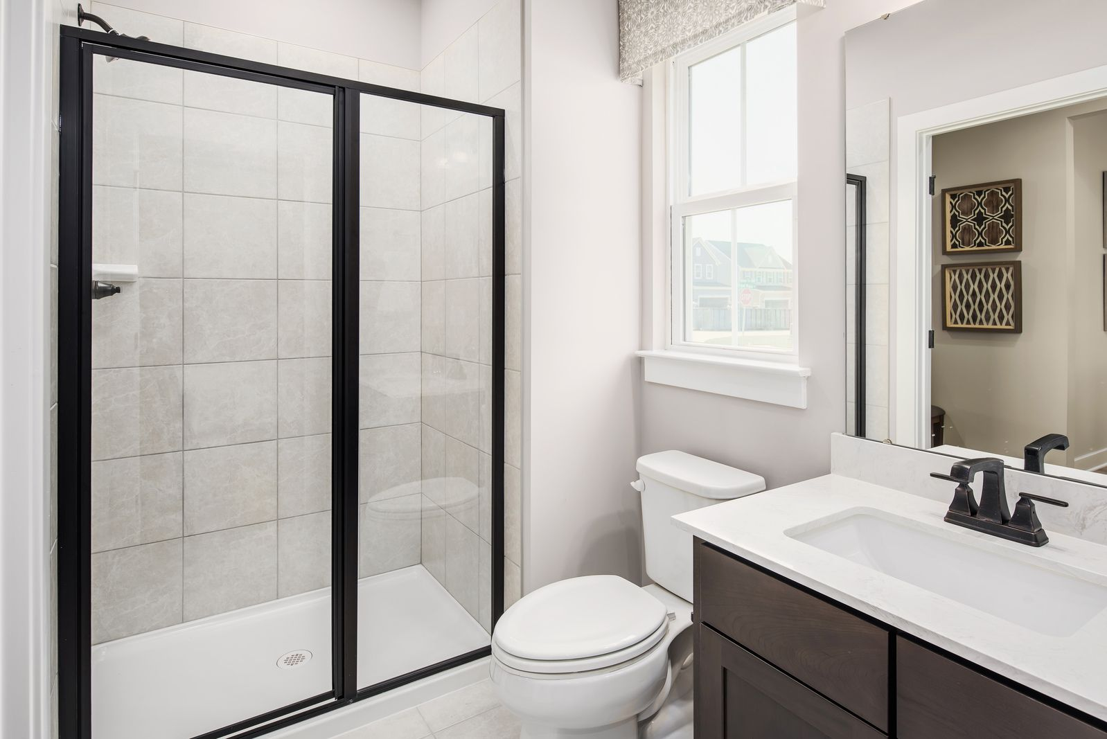 Bathroom featured in the Lehigh By Ryan Homes in York, PA