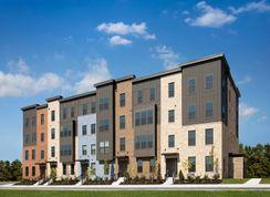 Addison - Paddock Pointe Townhome Condos: Laurel, Maryland - Ryan Homes