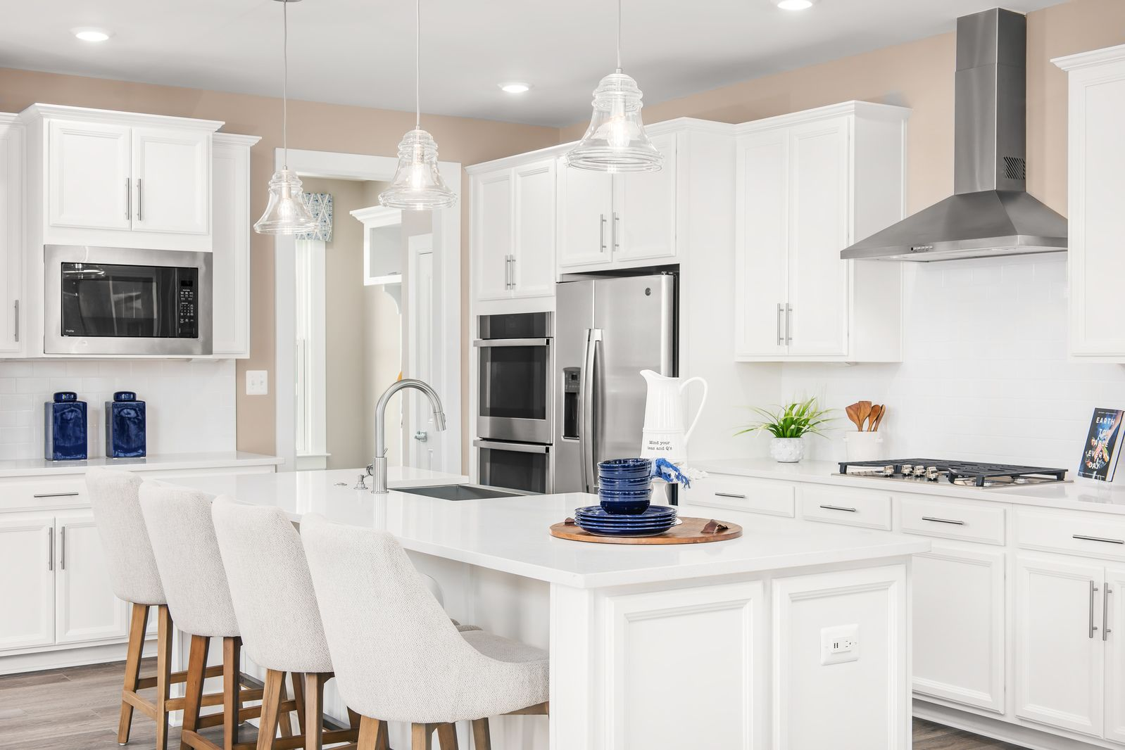 Kitchen featured in the Liberty By NVHomes in Baltimore, MD