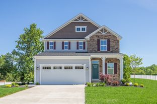 Allegheny w/ Finished Basement - Carriage Trails 2-Story: Tipp City, Ohio - Ryan Homes