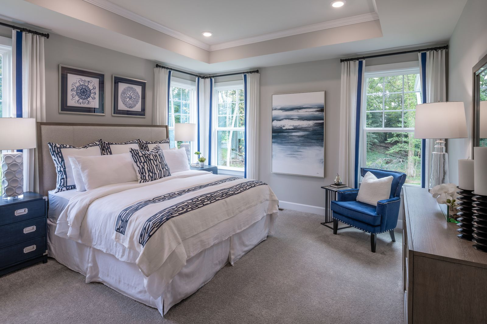 Bedroom featured in the Fairhaven By NVHomes in Sussex, DE