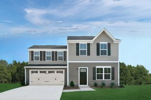 Birch - Carrington Meadows: Williamsburg, Virginia - Ryan Homes