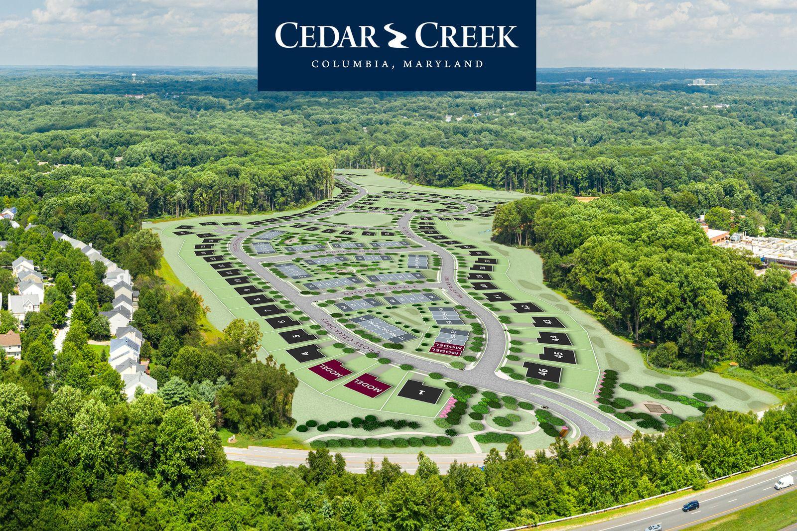 'Cedar Creek Singles' by NVHomes-MDE in Baltimore