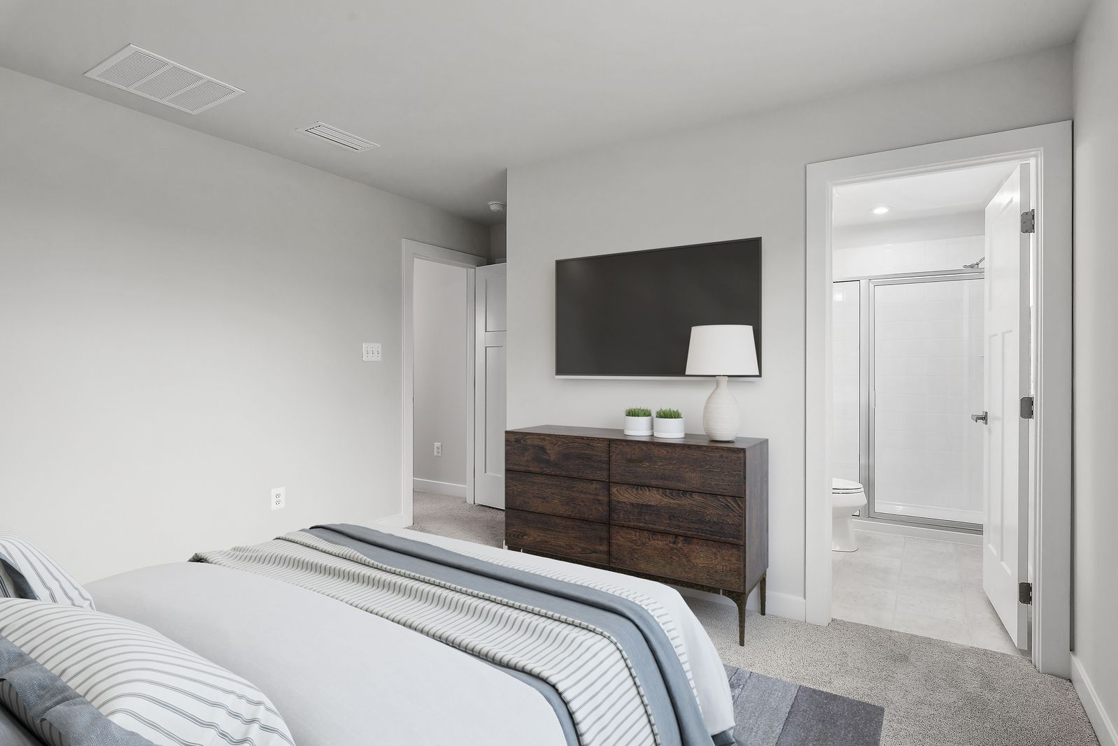 Bedroom featured in the Adrian w/ Basement By Ryan Homes in Charlottesville, VA