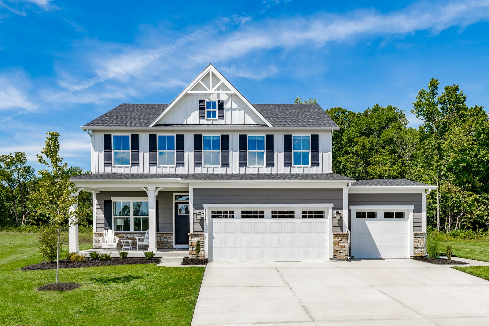 'Timber Creek' by Ryan Homes-CLW in Cleveland