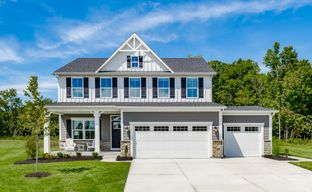 Timber Creek by Ryan Homes in Cleveland Ohio