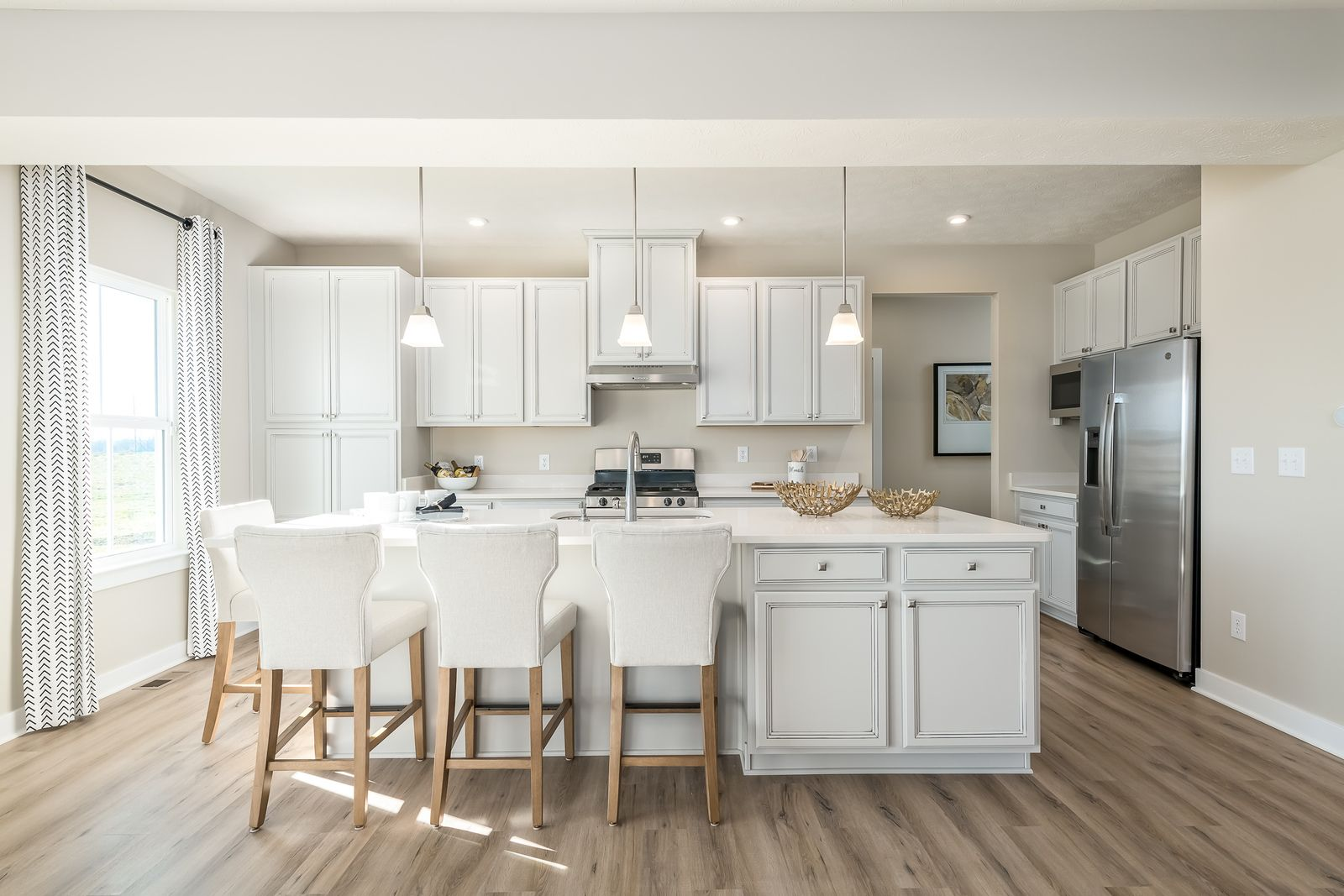 Kitchen featured in the Hudson By Ryan Homes in Charlotte, NC