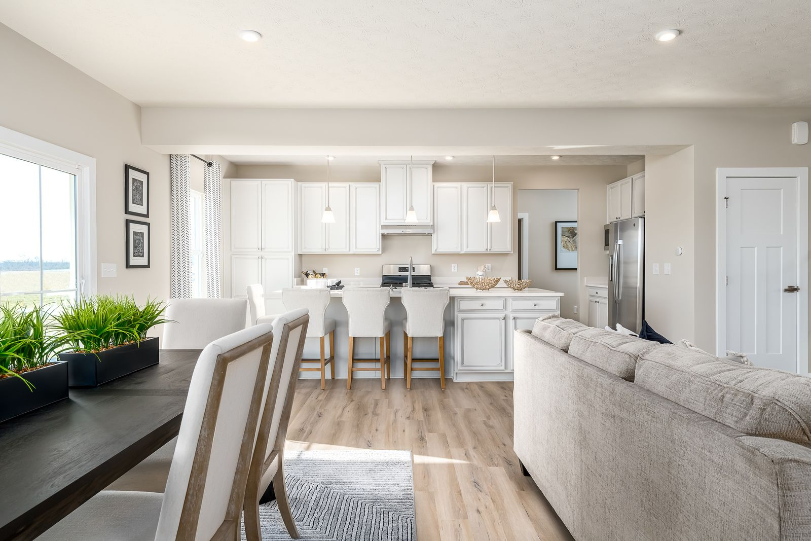 Kitchen featured in the Hudson By Ryan Homes in Ocean City, MD