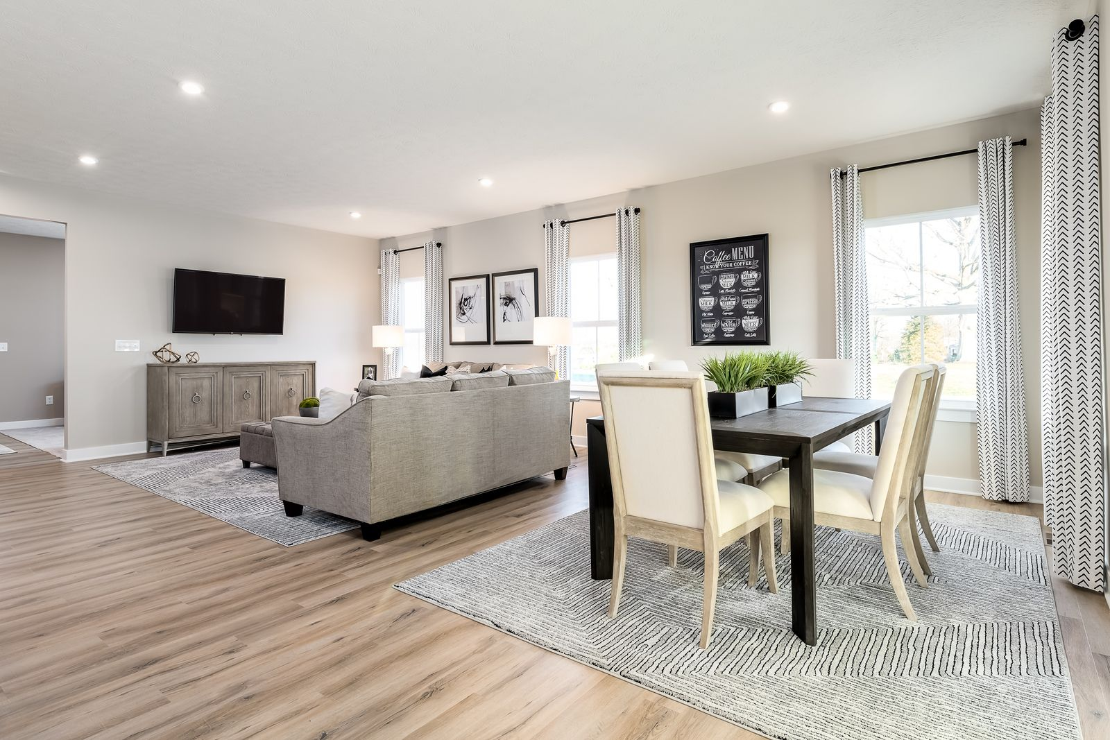 Living Area featured in the Hudson By Ryan Homes in Ocean City, MD