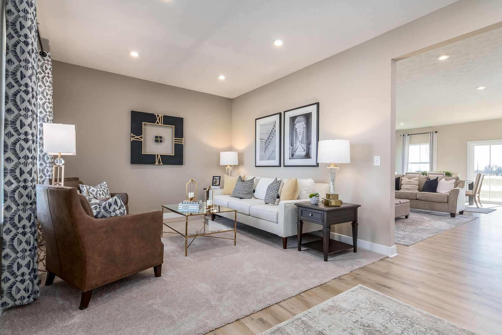 Living Area featured in the Hudson By Ryan Homes in Charlotte, NC