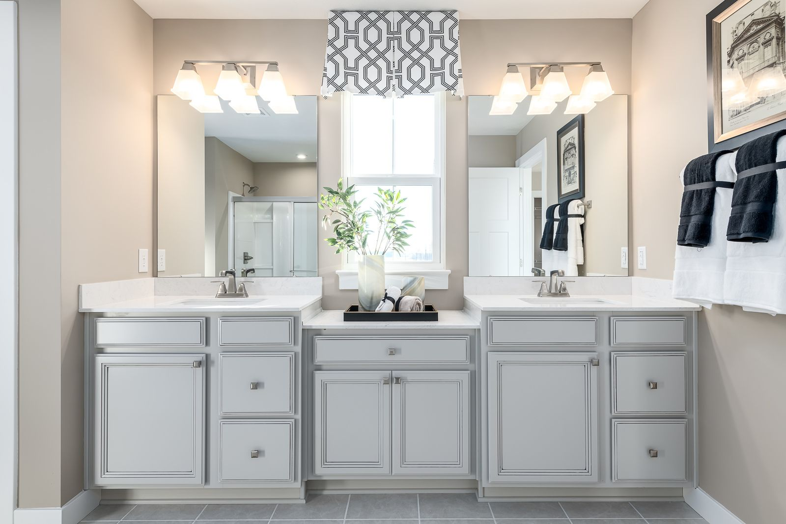 Bathroom featured in the Hudson By Ryan Homes in Ocean City, MD