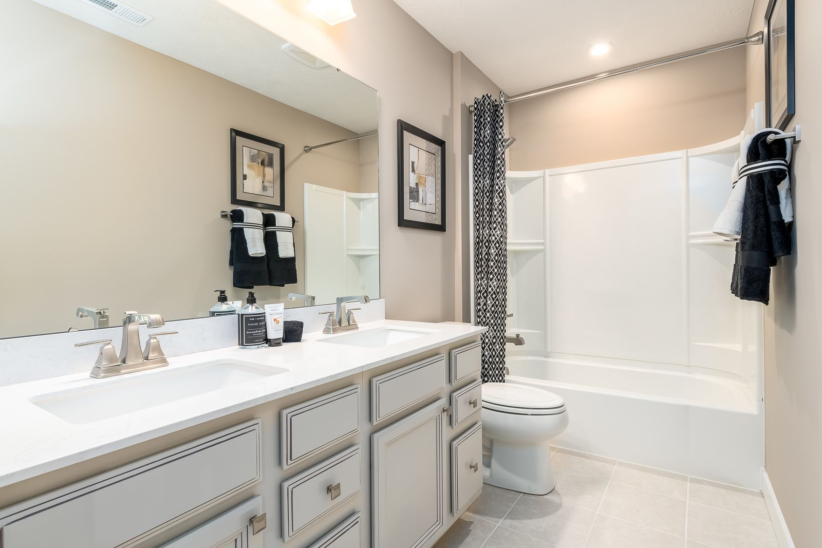 Bathroom featured in the Hudson By Ryan Homes in Charlotte, NC