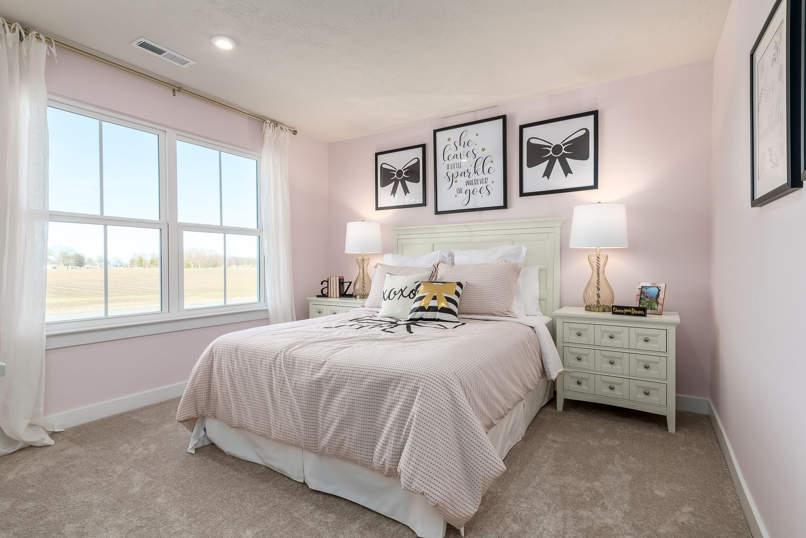 Bedroom featured in the Hudson By Ryan Homes in Dayton-Springfield, OH
