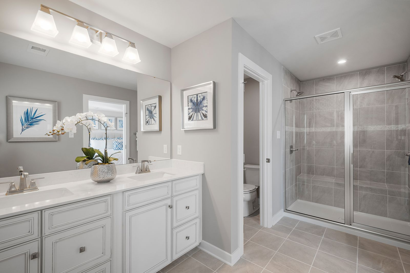 Bathroom featured in the Columbia By Ryan Homes in York, PA