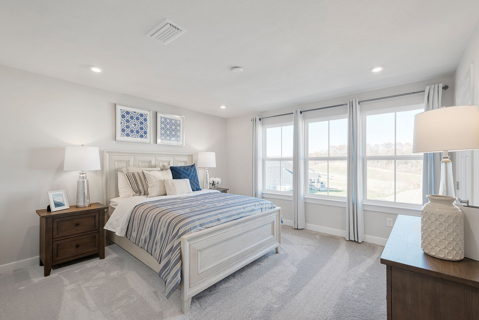 Bedroom featured in the Columbia By Ryan Homes in Charlotte, NC