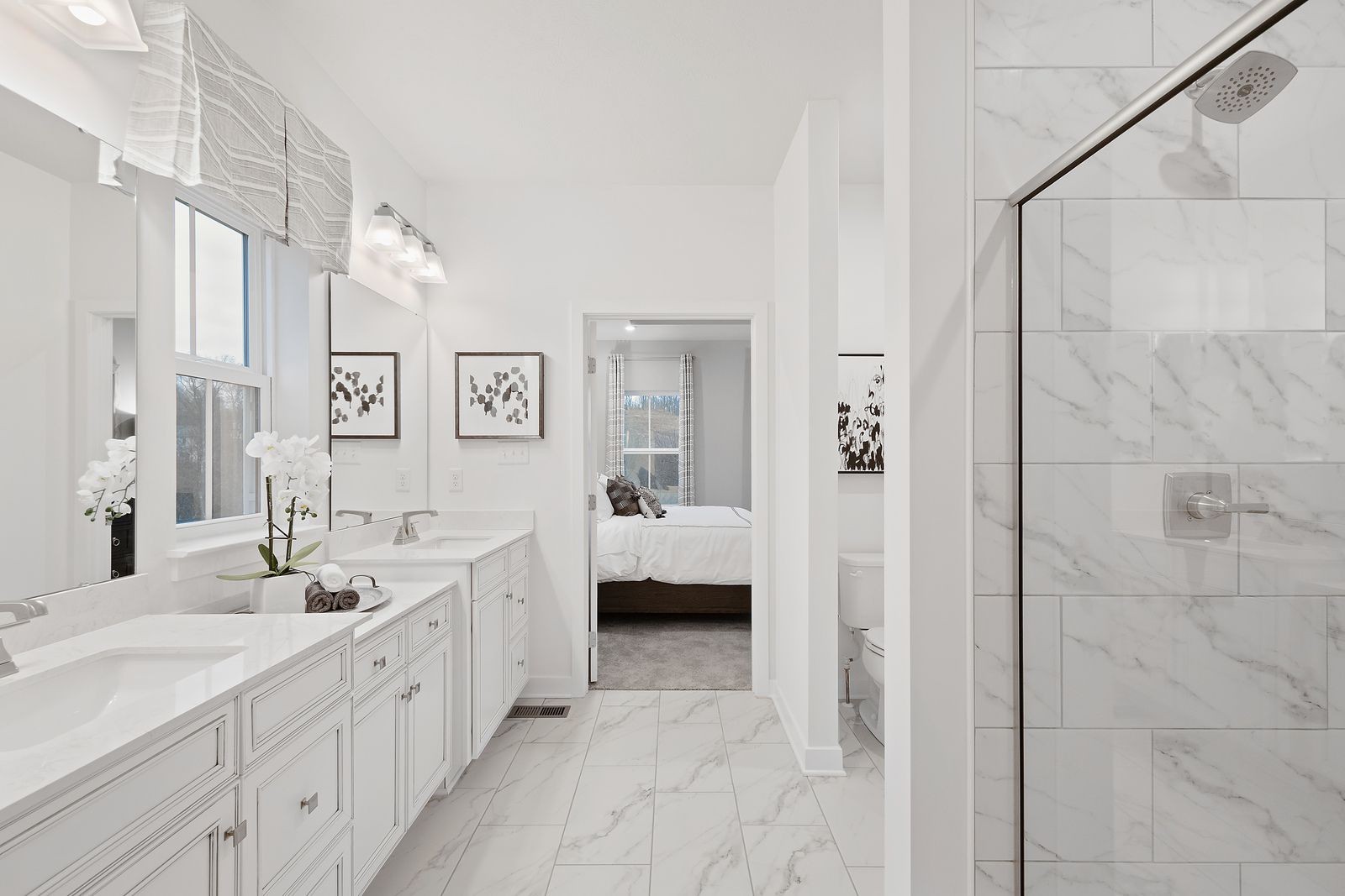 Bathroom featured in the Calvert By Ryan Homes in Buffalo-Niagara Falls, NY