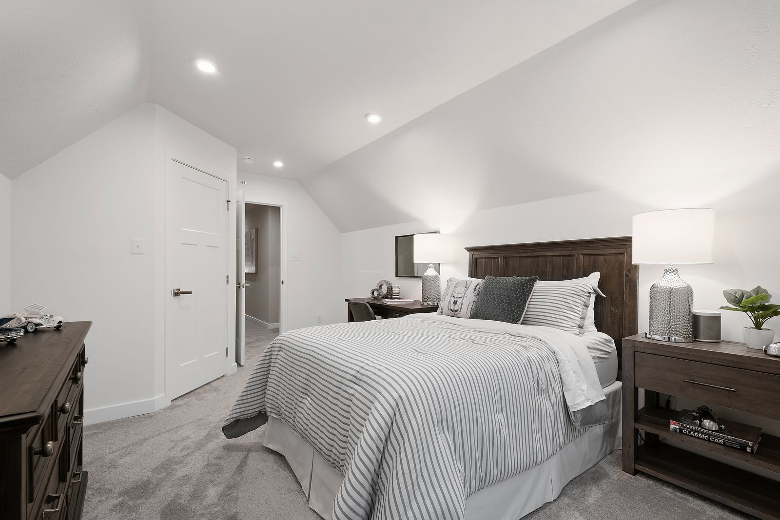 Bedroom featured in the Calvert By Ryan Homes in Buffalo-Niagara Falls, NY