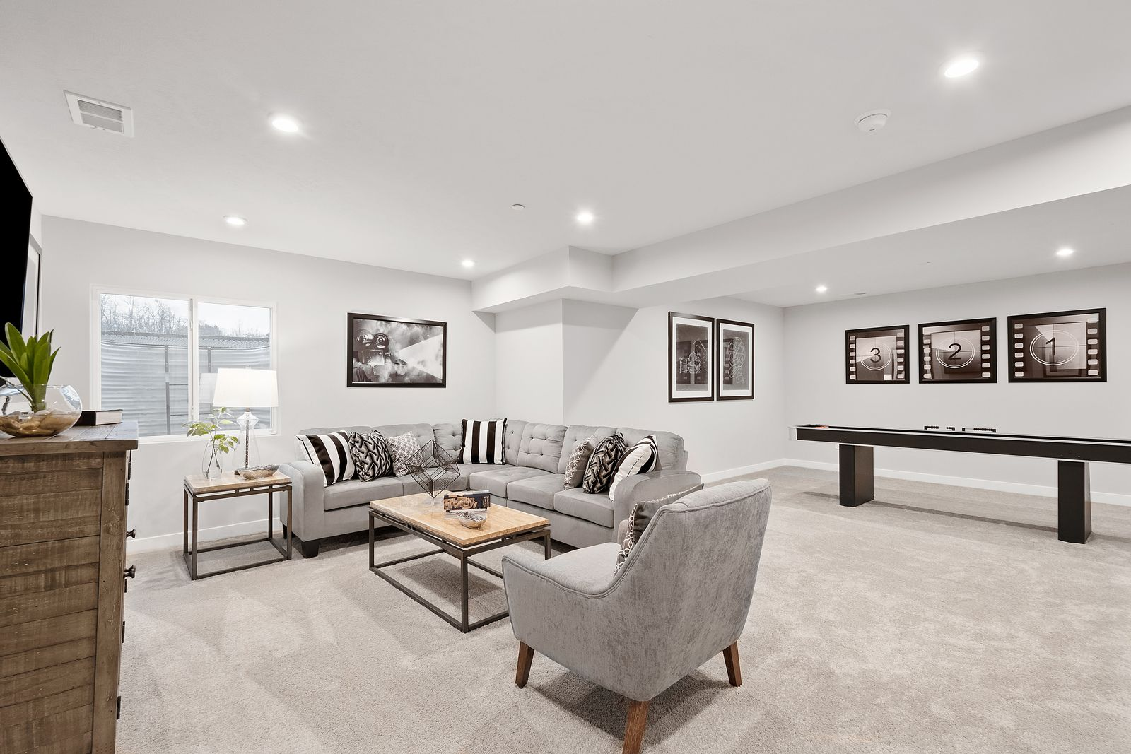 Living Area featured in the Calvert By Ryan Homes in Buffalo-Niagara Falls, NY
