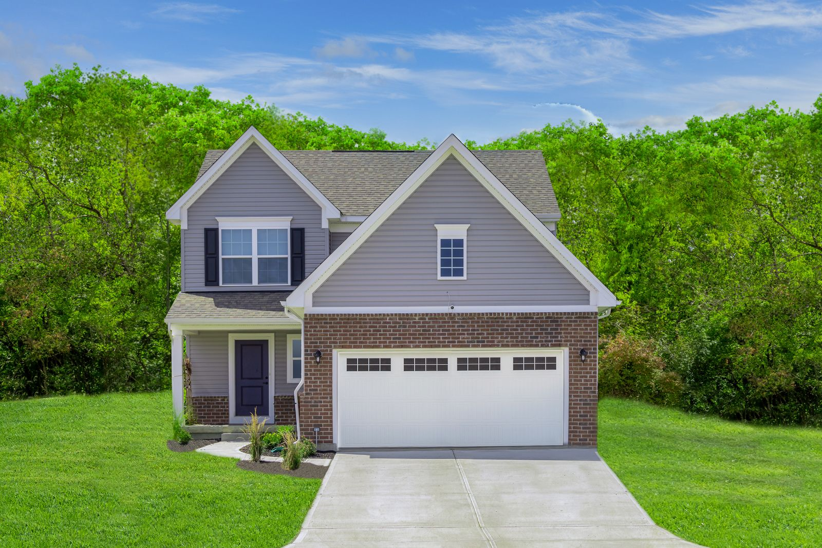 Exterior featured in the Adrian By Ryan Homes in Dayton-Springfield, OH