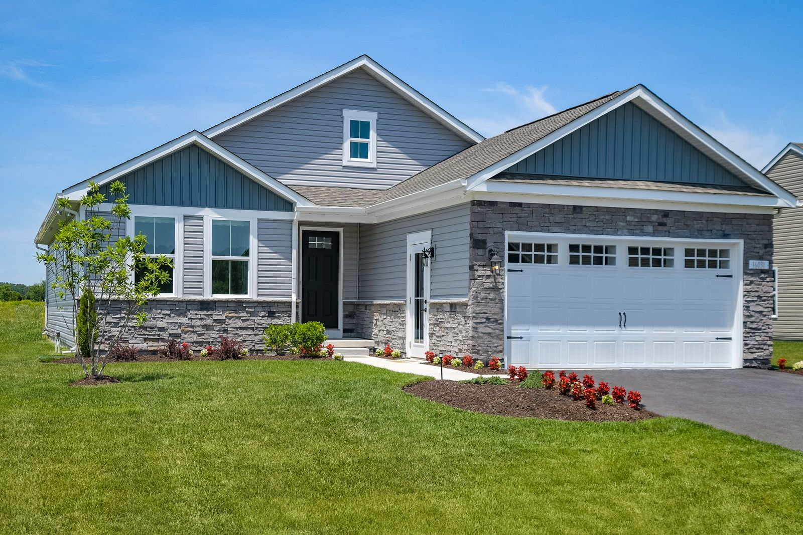 Exterior featured in the Dominica Spring w/ Basement By Ryan Homes in Charlottesville, VA