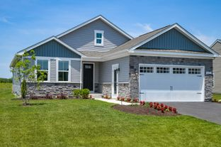 Dominica Spring w/ Basement - Hopyard Farm One-Level Living: King George, District Of Columbia - Ryan Homes