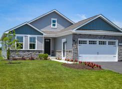 Dominica Spring w/ Basement - Village Oaks: Palmyra, Virginia - Ryan Homes