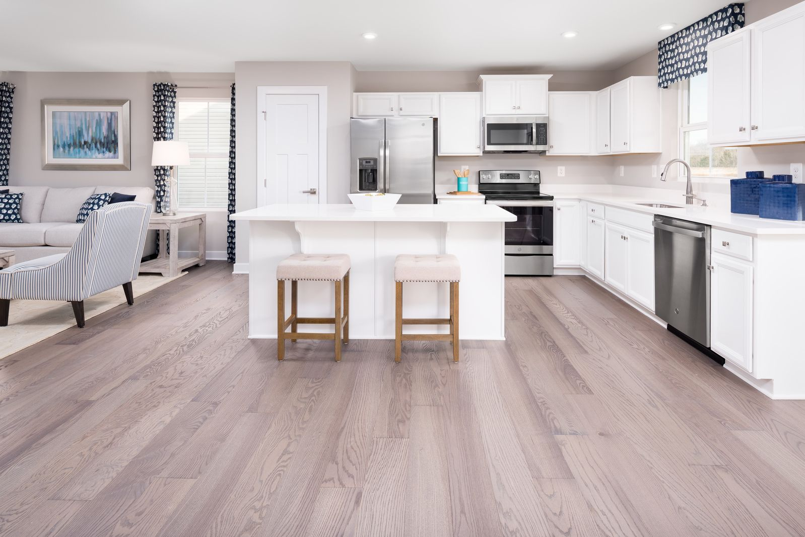 Kitchen featured in the Grand Cayman By Ryan Homes in Pittsburgh, PA