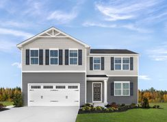 Elm - Wright Landing: Moraine, Ohio - Ryan Homes